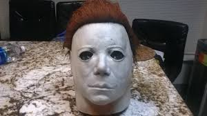 cheap michael myers halloween mask michael myers halloween 2 hospital mask mad about horror amazon