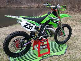 need some help w my winter project 04 kx250 tech help race shop