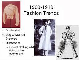 fashion history 1900 1920 decades textile learner