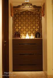 hindu decorations for home hindu prayer cabinet pooja room decor colour placement and