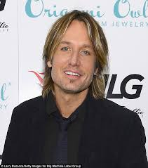 country singer with short hair keith urban with short hair