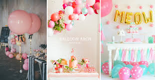 birthday party decoration ideas 25 birthday party decoration ideas you need for a truly memorable