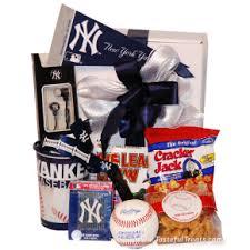 New York Gift Baskets Officially Licensed Yankees U0026 Red Sox Gifts U0026 Baskets Tasteful