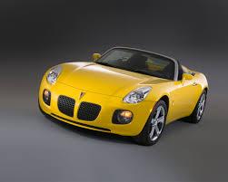 pontiac sports car pontiac solstice car barn sport