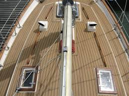 pvc teak decking the way forward superyachts luxury
