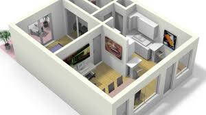 Home Design For 3 Room Flat The Tiny Apartment I Live And Work In Youtube