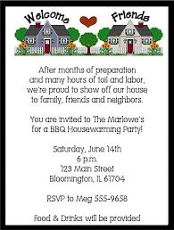 coolnew the housewarming party invitation wording free