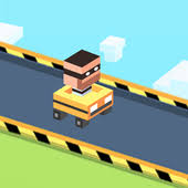 blocky roads version apk blocky road highway escape apk free arcade for