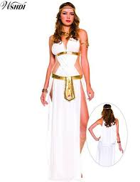 high quality egyptian white dress promotion shop for high quality