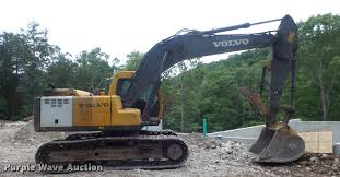 2002 volvo ec150lc excavator item k7571 sold august 3 c