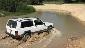 camping jeep stock jeep cherokee xj at hidden falls advernture park off road