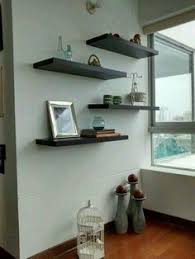 Home Decor Shelf Ideas Floating Shelves To Fill An Empty Space Kristen Kluk Need To Do