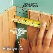 Wainscoting Router Bits How To Install Beaded Wainscoting Family Handyman