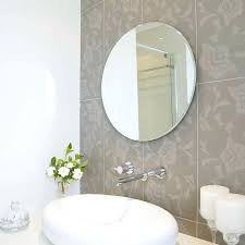 Decorating Ideas For Bathroom Mirrors Beveled Bathroom Mirror Beveled Bathroom Mirrors Medium Size Of