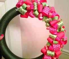 styrofoam wreath simply southern sweet and sassy summer ribbon wreath