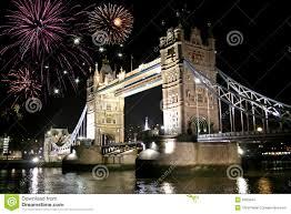 tower bridge london twilight wallpapers fireworks celebration over tower bridge stock images image 4260944