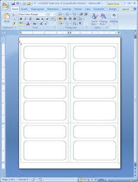 word label templates how to create a microsoft word label