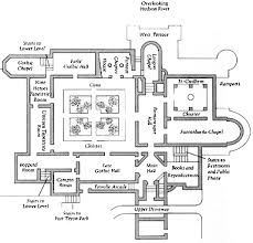 italian floor plans in italy online the cloisters floor plans cloisters and
