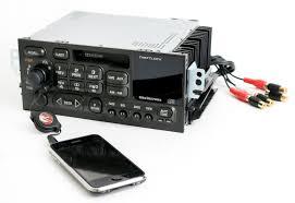 Radio For 2011 Chevy Silverado Truck Chevy Gmc 95 05 Car Truck Van Radio Am Fm Cassette Player W Aux