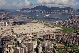 hong kong kai tak airport glory days cnn travel