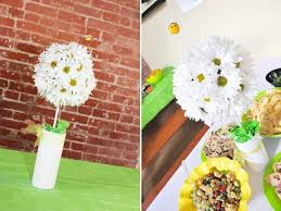 Daisy Centerpiece Ideas by 71 Best Melissa U0027s Baby Shower Images On Pinterest Bee Baby