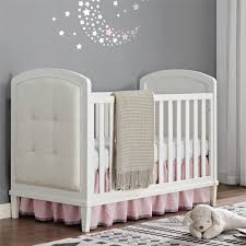 Convertible Crib Mattress Size by Nursery Decors U0026 Furnitures Crib Tent Together With Crib At