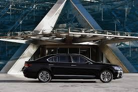 lexus minority report sports car minority report u0027 lexus ls 460 luxury independent new review ref