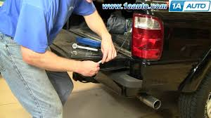 2002 ford ranger tailgate how to install replace broken worn tailgate cable ford ranger 93