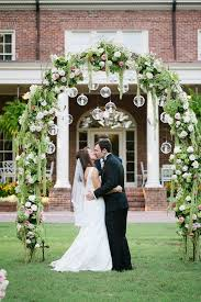 wedding arches melbourne unique wedding arch inspiration floral canopy