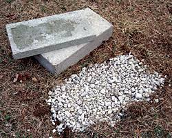Gravel For Patio Base A Firm Foundation For A Backyard Shed Fine Homebuilding