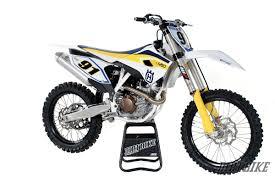 motocross bike parts dirt bike magazine husky fc450 as good as they say