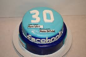 birthday cake in facebook sweets photos blog