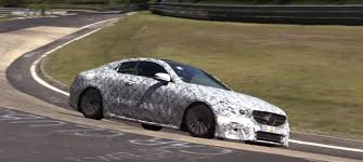 2018 mercedes e class coupe lapping nurburgring sounds like an