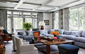Home Decor Ideas Stylish Family Rooms Photos Architectural Digest - Furniture family room