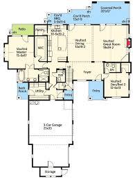 Craftsman House Floor Plans 149 Best Inspiring House Plans Images On Pinterest Dream House