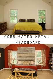 Metal Headboard King Perfect Sheet Metal Headboard 11 About Remodel Headboard King