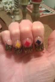 day 325 pittsburgh steelers nail art nail nail football nails