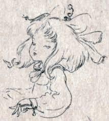 image eiko rough sketch jpg final fantasy wiki fandom