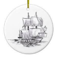 pirate ship ornaments keepsake ornaments zazzle
