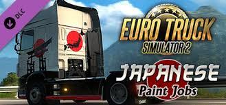 euro truck simulator 2 japanese paint jobs pack on steam