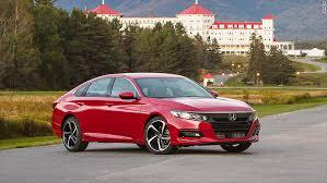honda accord car of the year 2018 honda accord wins at the detroit auto show