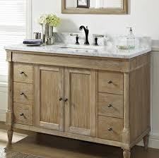 fairmont designs bathroom vanities rustic chic weathered oak 48 vanity fairmont designs home