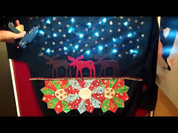 led christmas sweater youtube