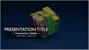 free cubes powerpoint template 10720 13869 free powerpoint
