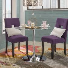 Round Table Seating Capacity Ashley Furniture Round Dining Room Table Nail Head Detailing