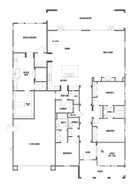 california floor plans 4 bedroom homes in santa clarita phantom trail residence 1