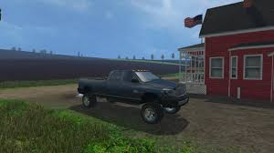 Dodge Ram Cummins 2015 - dodge cummins car for fs 2015 farming simulator 2015 15 mod