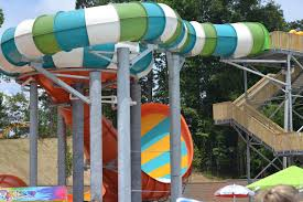 Six Flags Atlanta Water Park Hurricane Harbor Opens At Six Flags Over Georgia