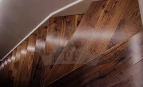 trade choice engineered 18mmx191mm black walnut lacquered