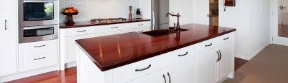 kitchen bench tops the woodsmiths